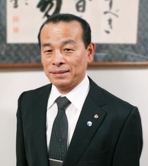 代表取締役社長 植田孝一